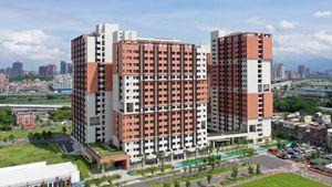 新北市新店區中央新村北側青年社會住宅