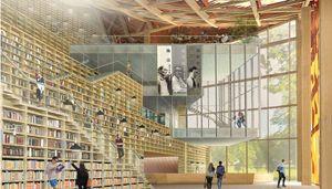 臺南市立圖書館總館競圖